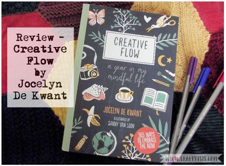 Review Creative Flow by Jocelyn De Kwant