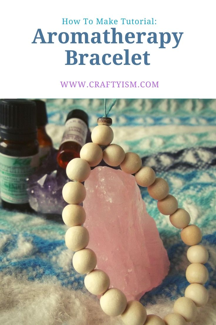 DIY Aromatherapy Bracelet - Title