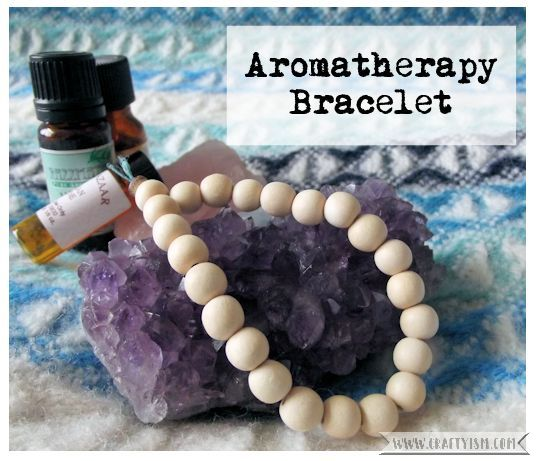 How to tutorial - Aromatherapy Bracelet | Title