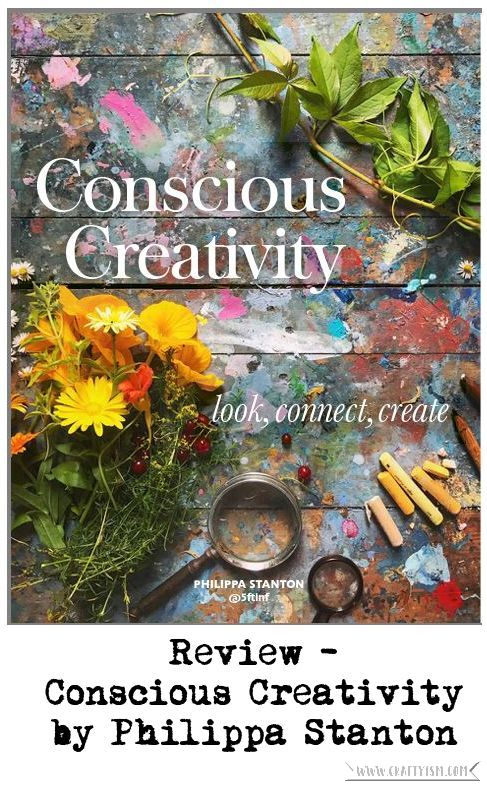 Review - Conscious Creativity by Philippa Stanton | Title